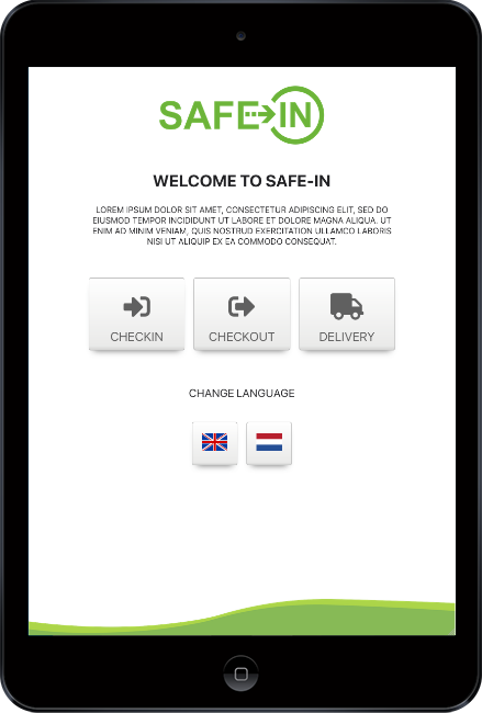 Download app - Safe-In